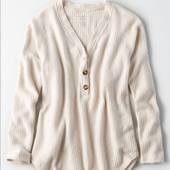 3f16ac34 American Eagle Outfitters Tops | American Eagle Soft And Sexy Plush ...